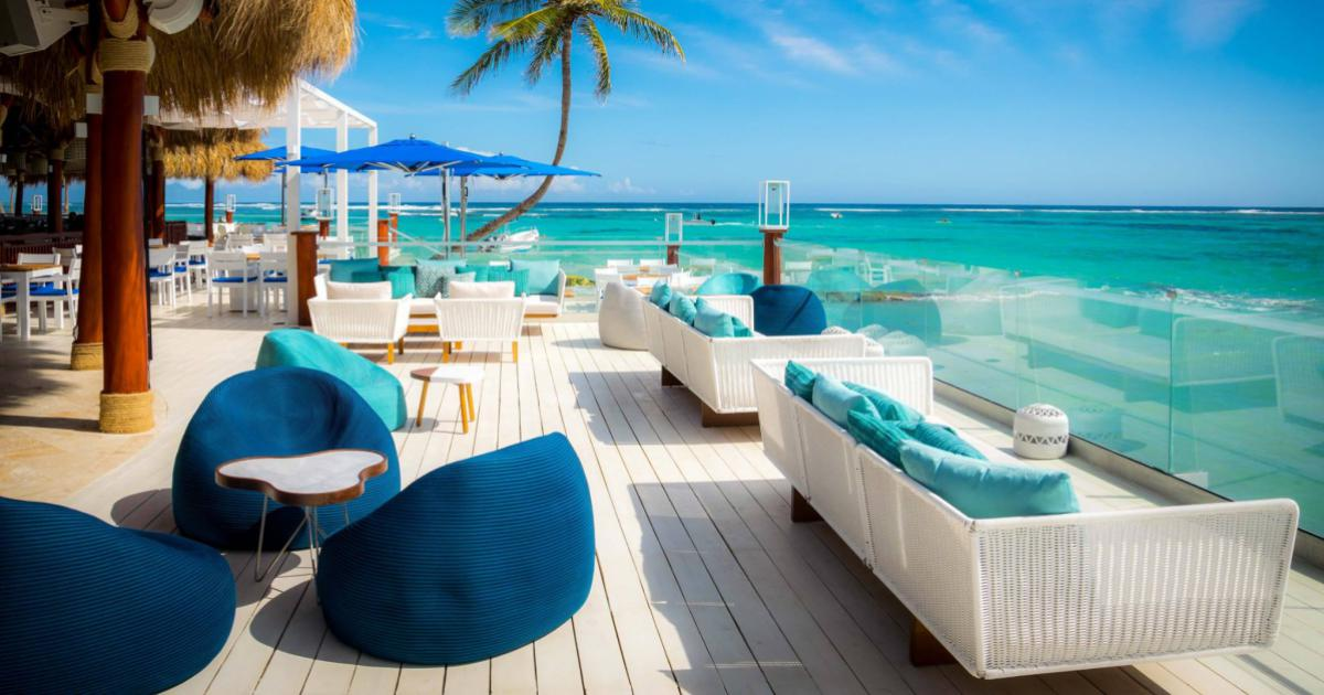 Indigo beach lounge