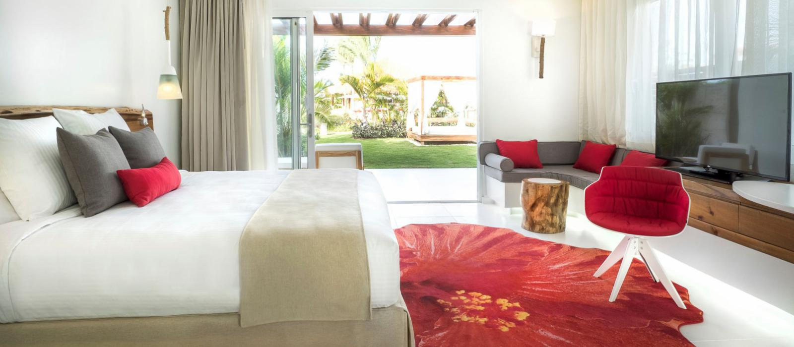 Shortlisted in the IH&P AWARDS 2015 for Best Hotel Room Americas & Caribbean | Club Med Punta Cana