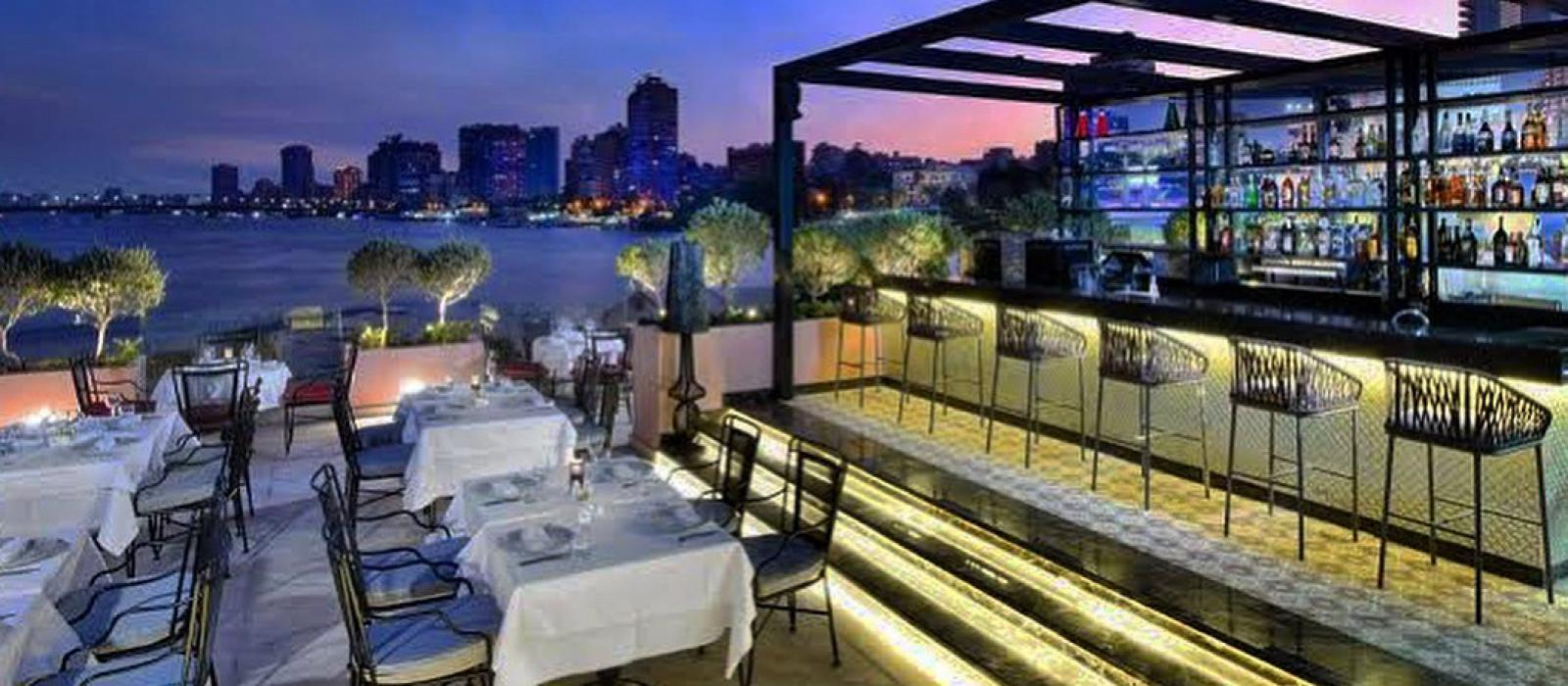 Sofitel Gezirah Kebabgy Terrace is Opened !