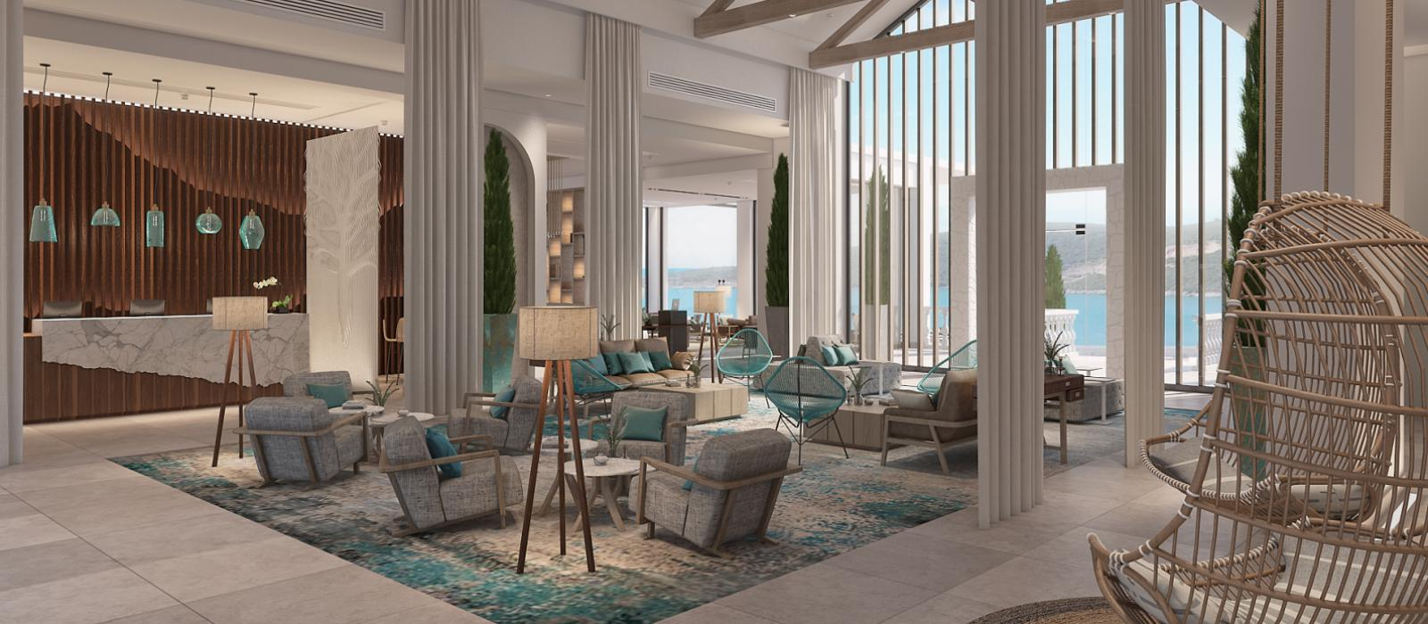 The Chedi Luštica Bay opening July 2018!