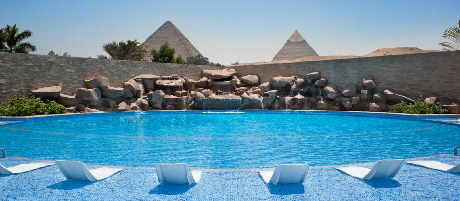 Best Hotel Interior Egypt 2013 &  Africa 2013 | Le Meridien Pyramids Hotel & Spa